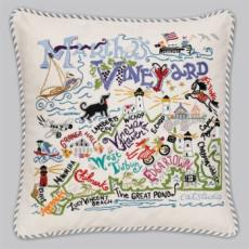Martha'S Vineyard Pillow