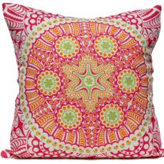 Medallion 3 Pillow - Tropical