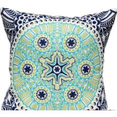 Medallion Pillow - Ocean