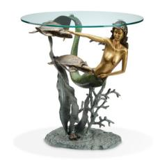 Mermaid And Sea Turtle Table