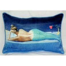 Mermaid Indoor / Outdoor Pillow