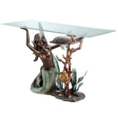 Mermaid Console Table