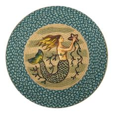 Mermaid Round Rug