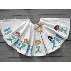 Mermaid Tree Skirt