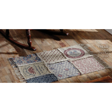 Millie Patchwork Rectangle Rug