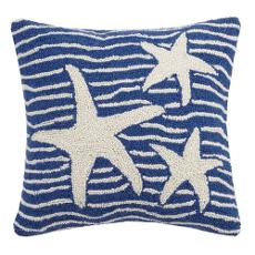 Multi Wave Starfish Hook Pillow