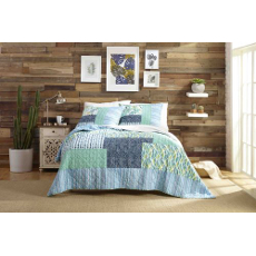 Native Springs 3 piece Quilt Set, King