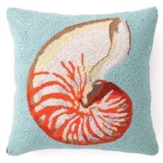 Nautilus Hook Pillow