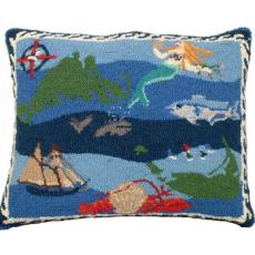 Nantucket Hook Pillow