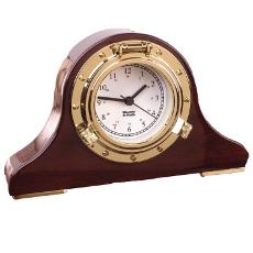 Nautical Tambour Clock