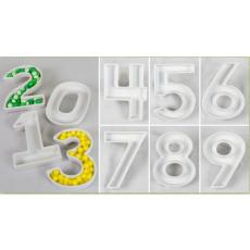 Ceramic Number Plate