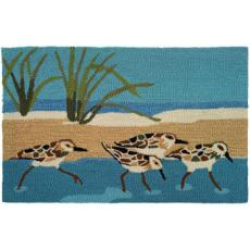 Oceanside  Sandpiper  Accent Rug