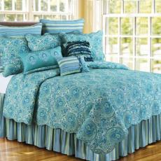 Oceana Paisley Bedding