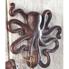 Octopus Wall Key Hook