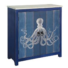 Octopus 2 Door Cabinet