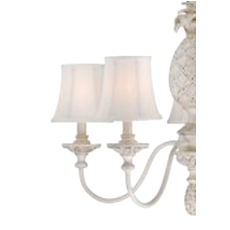 Pineapple Chandelier Shade Replacement Part