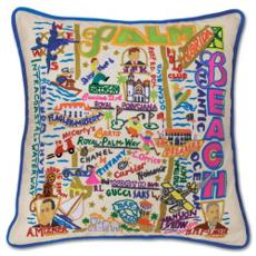 Palm Beach Pillow