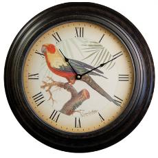 Parrot Clock