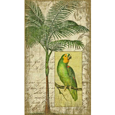 Parrot II Wall Art