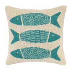 Pattern Fish Hook Pillow