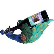 Peacock Wine Holder