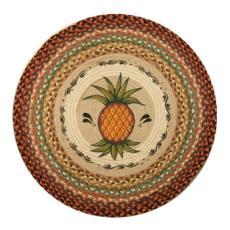 Pineapple Round Rug