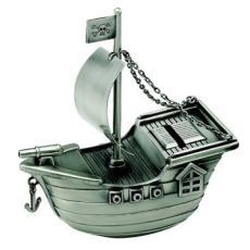 Pirate Ship Bank
