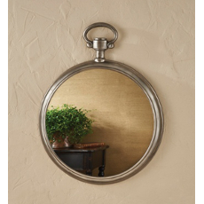 Pocket Watch Mirror