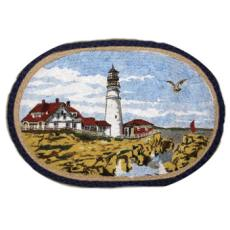 Portland Headlight Rug