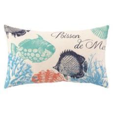 Poisson De Mer Pillow