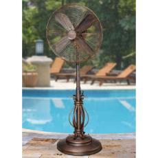 Deco Breeze Prestigious 18 Inch Outdoor Fan