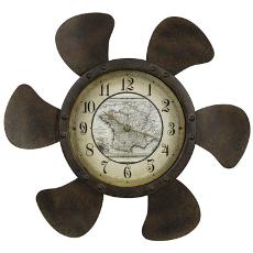 Landon Propeller  Clock