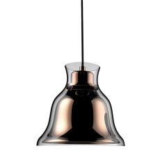 Bolero 1 Light Pendant In Copper - Includes Recessed Lighting Kit