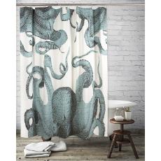 Thomas Paul Pulpo Shower Curtain