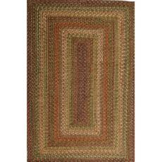 Rainforest Braided Indoor / Outdoor Rug