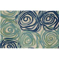 Rambling Rose Playa Rug
