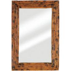 Bamboo Frame Mirror