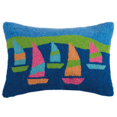 Regatta Hook Pillow