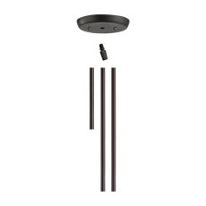 Illuminare Accessories Dark Rust Rod Kit