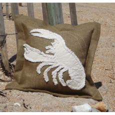 Lobster Sea Pillow
