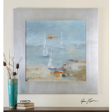 Sail Time Framed Art