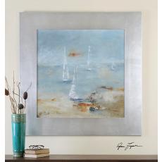 Sail Time Framed Art