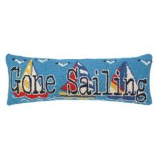 Gone Sailing Hook Pillow