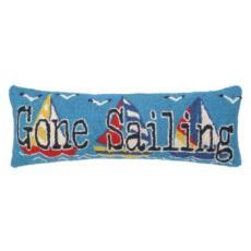 Gone Sailing Hook Pillow