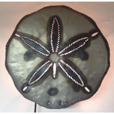 Sand Dollar Wall Sconce