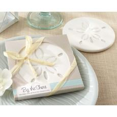 Sand Dollar Coaster Set of 4