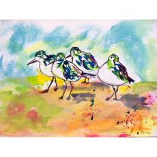 Sanderlings Door Mat