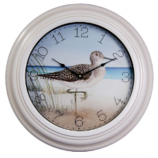 Sandpiper Clock