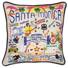Santa Monica Pillow