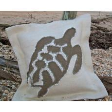 Sea Turtle Sea Pillow